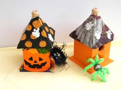 """©efco-freizeit-engel.de Halloween-Geisterdose (Idee mit Anleitung – Klick auf """"Besuchen"""")"""
