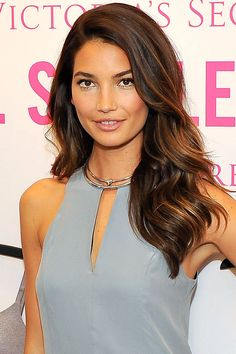 Find out the secret to Lily Aldridge's luscious waves, plus all the celeb beauty secrets.