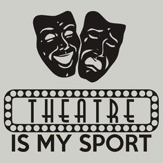 Just to show Alexis that Theatre is a sport. And that thousand people agree with me. Theatre Nerds, Music Theater, Broadway Theatre, Broadway Shows, Musical Theatre Quotes, Comedy Theatre, Musicals Broadway, Neil Patrick, Monopole
