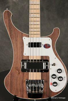 Rickenbacker 4003 Bass 2014 Walnut