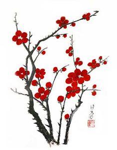 101 best japanese chinese cherry and plum blossoms sakura