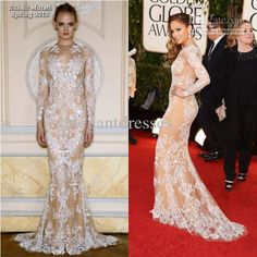 Free shipping, $188.92/Piece:buy wholesale Jennifer Lopez Zuhair Murad Lace Long Sleeves the 70th Annual Golden Globe Awards Celebrity Dress from DHgate.com,get worldwide delivery and buyer protection service.