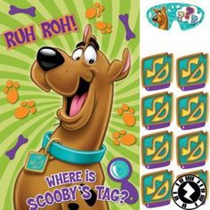 Scooby-Doo Party Game - Party City