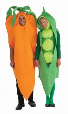 Celebrate Harvest Season and Halloween in Healthy Themed Vegetable Costumes! These Vegetable Halloween Costumes are bright and cheery and require...
