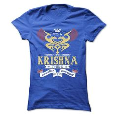 its a KRISHNA Thing You Wouldnt Understand ! - T Shirt, - #sweaters #transesophageal echocardiogram. GET  => https://www.sunfrog.com/Names/its-a-KRISHNA-Thing-You-Wouldnt-Understand--T-Shirt-Hoodie-Hoodies-YearName-Birthday-44990485-Ladies.html?id=60505