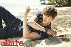 Lee​ Jong Suk #Allure Korea - June 2015