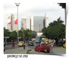 Avenida Colombia - Cali