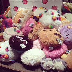 Maybe it's time to reload your Squishables supply. Visit www.FrankiesonthePark.com or stop by our Chicago or Santa Monica stores!