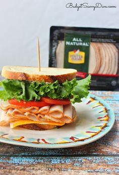 The Ultimate Turkey Sandwich Recipe | Budget Savvy Diva I love this sandwich @FosterFarms - DontCallMeBasic AD TurkeyTuesday