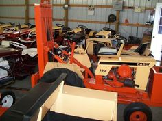 Steve's Amazing Collection: Restored Examples of Case and Ingersoll Tractors - MyTractorForum.com - The Friendliest Tractor Forum and Best Place for Tractor Information: