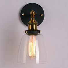 Wall Light Wall Sconces 110-120V 220-240V E26/E27 Traditional/Classic Painting