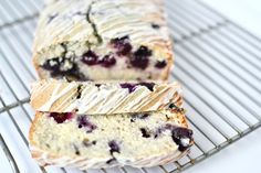 Our blueberry bread is light and fluffy and can be made with ingredients you probably already have in your pantry or fridge. Find the recipe in our latest blog post!