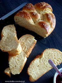 Słodkie Rewolucje: Chałka Drożdżowa Home Bakery, Polish Recipes, French Toast, Food Porn, Food And Drink, Cooking Recipes, Sweets, Bread, Breakfast