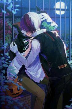 Read TodoDeku♥✔ from the story ◀◀Imagenes Yaoi (Bnha(? My Hero Academia Shouto, My Hero Academia Episodes, Hero Academia Characters, Anime Characters, Comics Anime, Lgbt Anime, Deku X Todoroki, Deku Anime, Bakugou Manga