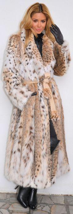 Fur coat it is shooshoo shooette