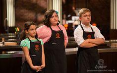 Emanuela, Alissa e Alessandro sono pronti per la prova