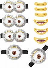 Minion Mouth Printable Minion