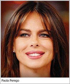 Paola Perego Monza, 17 aprile 1966 conduttrice televisiva, attrice, imprenditrice ed ex indossatrice italiana.