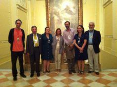 Foto di gruppo al termine di questa immersione nell'arte Brasiliana, dall'Ottocento al contemporaneo!
