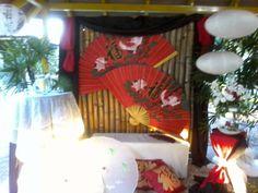 decoracion china para fiestas - Buscar con Google