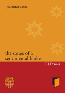 The Songs of a Sentimental Bloke Married Life, Short Stories, Texts, Literature, University, Songs, Feelings, Classic, Dark
