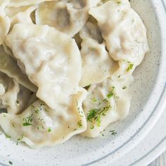 Pierogi, Potato Salad, Mashed Potatoes, Soup, Cooking Recipes, Ethnic Recipes, Whipped Potatoes, Smash Potatoes, Chef Recipes