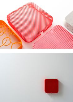japanese studio takt project has come up with '3-pring product', a DIY proposal that enables users to change the usage of each piece.