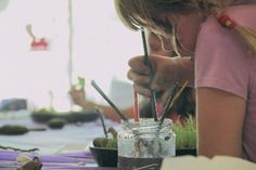 Summer Camp Session 1 The Moonpaper Tent Seattle, WA #Kids #Events