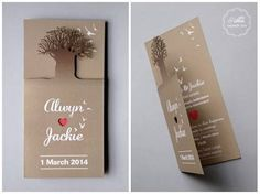 Baobab invitation