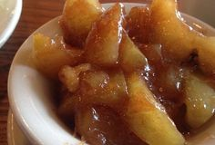 Fried Apples from Cracker Barrel