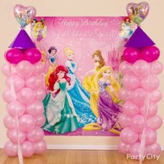 Princess Castle Balloon How-To - Party City
