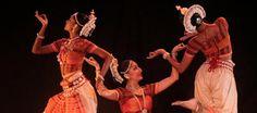 Danzas Clásicas de la India - Odissi