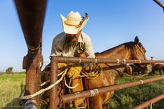510,572 acres behind one fence. Discover the story of the Waggoner Ranch and the cowboys who live there.
