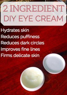 Coffee & Pine: Why You Need This DIY Eye Cream