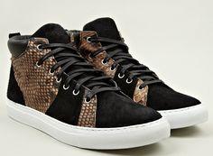 Diemme Black Parioli Sneakers AW13   Double Select: Footwear news, release dates, luxury sneakers, limited edition sneakers, Japanese Sneake...