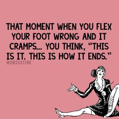 Jenny posted this lol. Can't stop laughing. Remember the leg and foot cramps I had during pregnancy? That's what I thought of Pregnancy Announcement, Pregnancy Early Pregnancy Goals, Pregnancy Quotes, Pregnancy Humor, Paleo Pregnancy, Pregnancy Cartoon, Pregnancy Vitamins, Pregnancy Fitness, Pregnancy Pictures, Pregnancy Belly