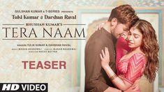 TERA NAAM LYRICS - Darshan Raval & Tulsi Kumar