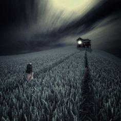 Luis Beltrán  Beautiful and Dark Surreal Art (40 photos) - My Modern Met