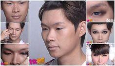 Vemale.com - Makeup memang bisa membuat wajah seseorang berubah, tak kalah dari operasi plastik. Lihat perubahan menakjubkan di sini.�
