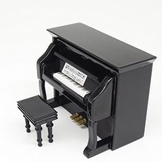 Black Dollhouse Miniature Chair Piano Grand Musical Instrument Collection Toy Musical Instruments Miniature http://www.amazon.com/dp/B00LVSF8DO/ref=cm_sw_r_pi_dp_9fdyub1JP563Q