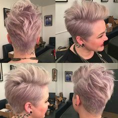 10 Short Haircuts for Fine Hair Great Looks from Office to Beach! 10 Short Haircuts for Fine Hair Great Looks from Office to Beach! Latest Short Haircuts for Fine Hair - Women Hair Styles Latest Short Haircuts, Edgy Haircuts, Bob Hairstyles For Fine Hair, Short Hairstyles For Women, Beach Hairstyles, Short Edgy Hairstyles, Haircut Short, Party Hairstyles, Fine Hair Styles For Women