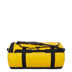 The North Face Base Camp Duffel M summit gold / tnf black