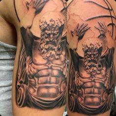 Resultado de imagen de atlas tattoo
