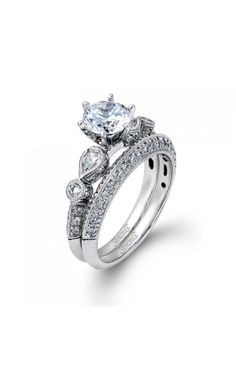 Simon G Engagement Rings LP1145 | Elizabeth Diamond Company