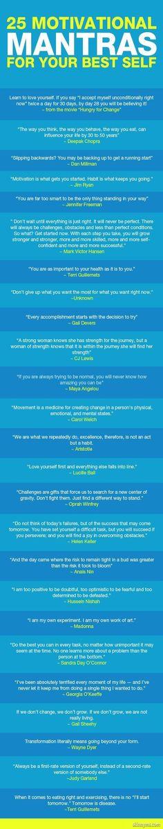 25 Motivational Maneras