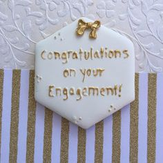 XOXO Deliveries Engagement Cookie Collection.  See our website to order these beautiful cookies. XOXO Deliveries features artisan decorated cookies for all of life's special moments. Celebrate life's moments.  Personalize our artisan decorate cookies for every occasion.