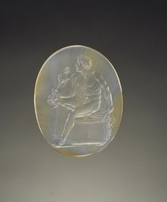 Unknown, Engraved Gem, Modern, about 1800, Chalcedony, - See more at: http://search.getty.edu/gateway/search?q=&cat=type&types=%22Jewelry%22&rows=50&srt=&dir=s&dsp=0&img=0&pg=2#sthash.dfw6ktem.dpuf