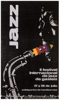 Julio Arregui, Festival de Jazz de Vitoria-Gasteiz, 1978