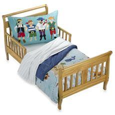 Olive Kids™ Pirates 4-Piece Toddler Bed Set