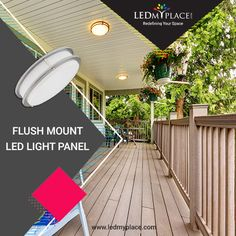 The Flush Mount LED Lights features latest-in ceramic based driver on board light engine module to provide high operational efficiency that can last upto 50000 Hours. Flush Mount Led Lights, Led Panel Light, Light Beam, Ceiling Lighting, How To Make Light, Modern Colors, Office Interiors, Contemporary Interior, Diffuser